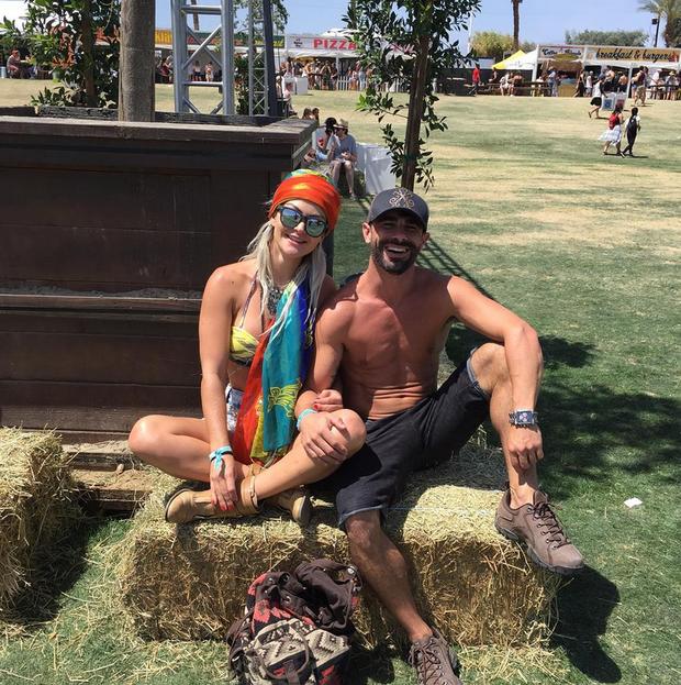 Laura Keller e Jorge Souza (Foto: Reprodução/Instagram)
