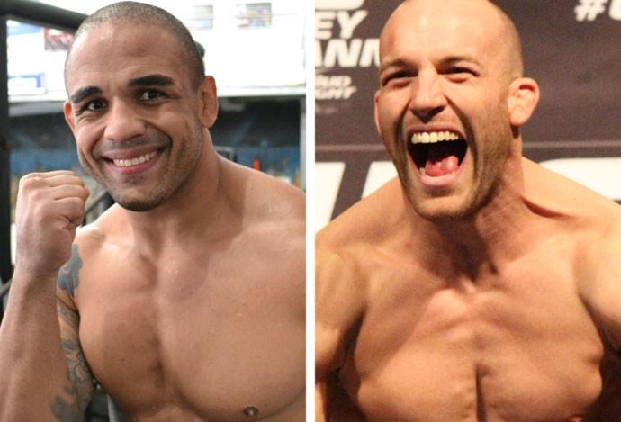 Rafael Feijao volvera al Octágono contra Patrick Cummins en el UFC 190 en Río