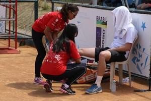 Voluntários JUBs (Foto: Divulgação/CBDU)