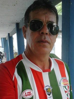 Marcos Rolemberg, América de Propriá (Foto: Arquivo Pessoal)