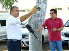 Kelps Lima grava programa eleitoral na Zona Leste de Natal