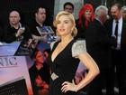 Sem Leonardo DiCaprio, Kate Winslet lança 'Titanic 3D'