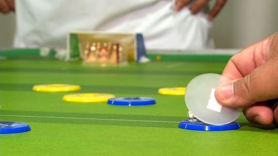 Saiba mais sobre o futebol de mesa, com quem entende do assunto