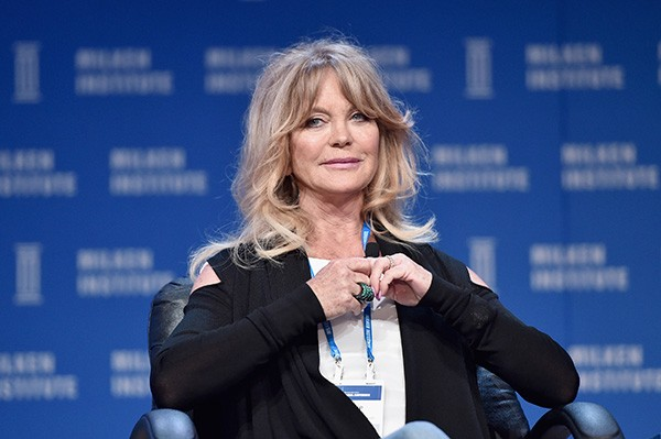Goldie Hawn (Foto: Getty Images)