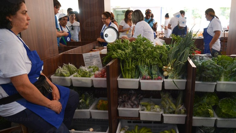 feira_organicos_sebrae (Foto: José Cruz/Agência Brasil)