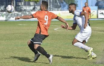 Após eliminação do Vitória-ES, Marco Antônio é hostilizado por torcedores
