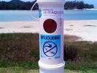 Projetos reciclam bitucas de cigarro em duas praias de Imbituba, SC