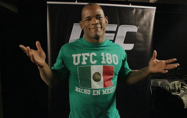 Hector Lombard UFC MMA (Foto: Adriano Albuquerque)