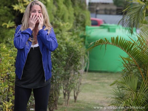 Que desespero, gnt! (Foto: Malhação / Tv Globo)