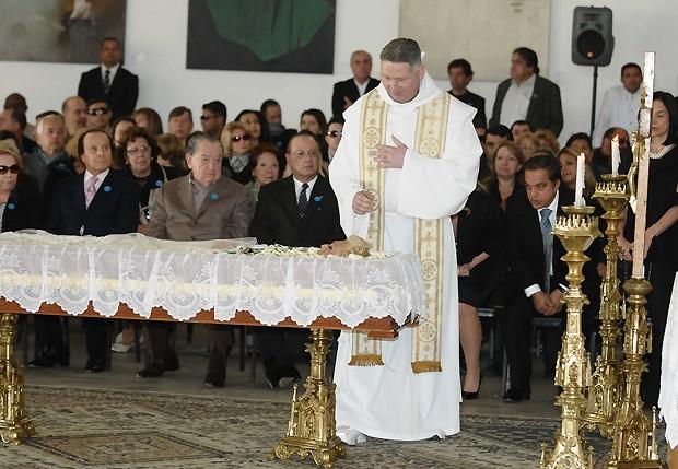 Padre Marcelo Rossi (Foto: Francisco Cepeda / AgNews)