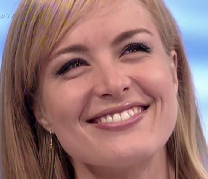 Angélica no Arquivo Confidencial (Foto: TV Globo)