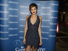 Isabella Santoni aposta em look sensual para show: 'Carnaval é quente'