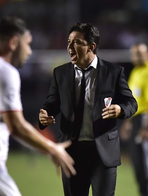 BLOG: Gallardo, do River Plate, também faz parte da lista para assumir o Fla