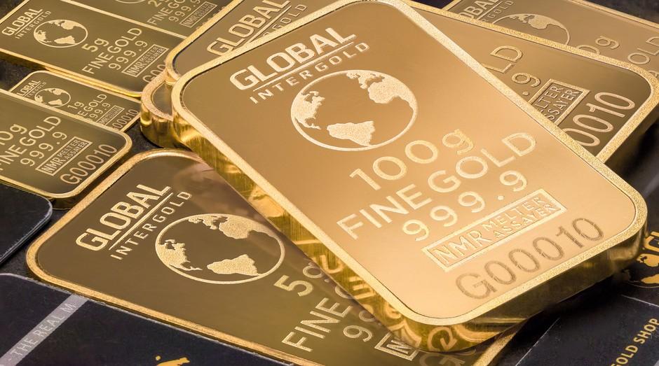 Investidores trocam Bitcoin por ouro