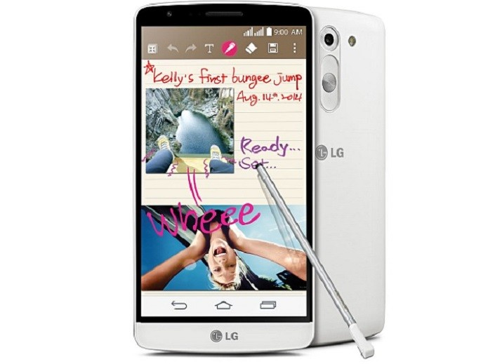 LG G3 chega com caneta Stylus e bateria de 2940 mAh (Foto: Reprodução/Elson de Souza)