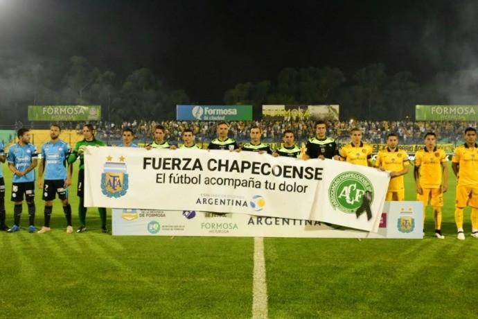 BLOG: Semifinal da Copa da Argentina é marcada por homenagem para a Chape