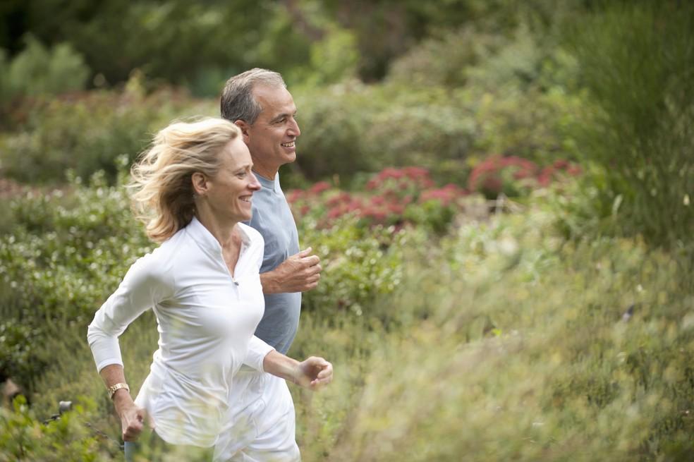 Estilo de vida pode influenciar a rapidez com que envelhecemos (Foto: Getty Images)