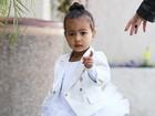 North West, filha de Kim e Kanye, faz 2 anos. Veja os looks estilosos