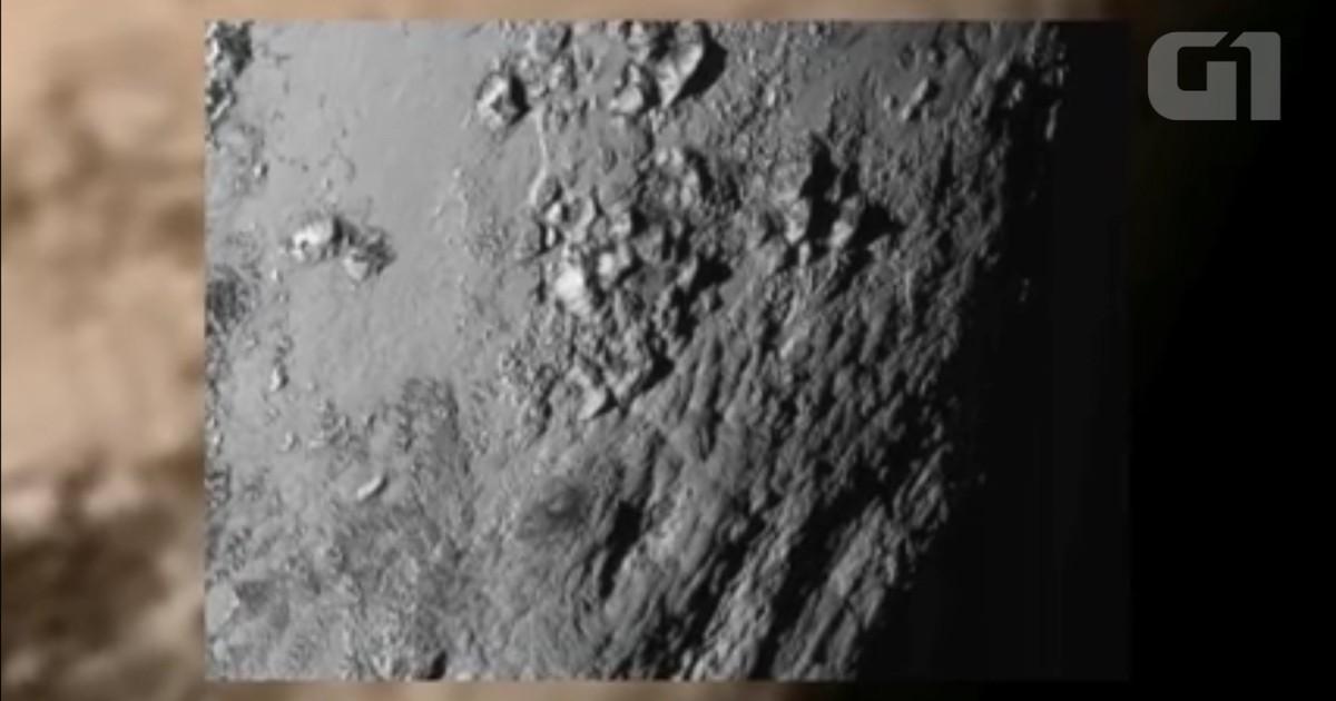 Nasa divulga foto de Plutão feita durante passagem de sonda