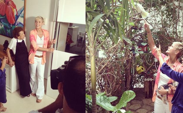 Casa atual de Xuxa (Foto: Reprodução/Instagram)