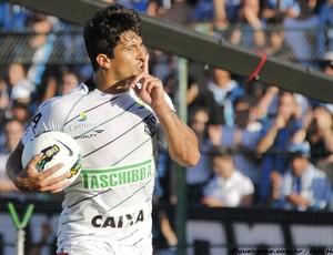 Aloisio, Figueirense (Foto: Luiz Henrique, divulgação / FFC)
