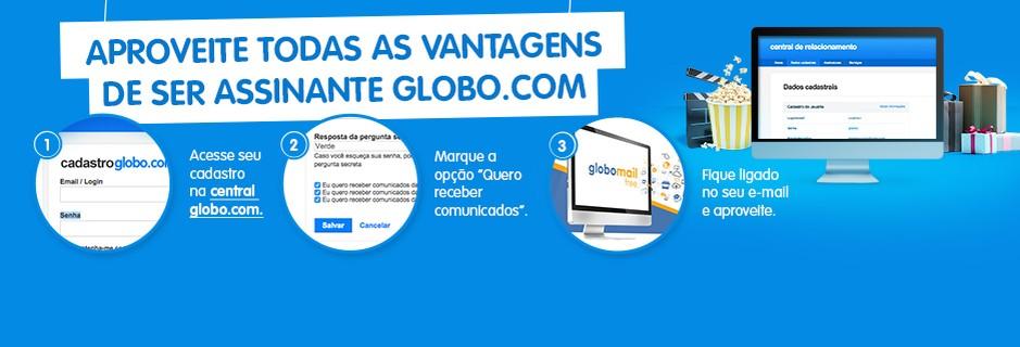 Aproveite! (globo.com)