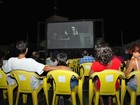 Mostra competitiva do Curta Canoa reúne espectadores no litoral do CE