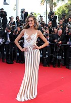 Izabel Goulart e Kendall Jenner vão a première em Cannes