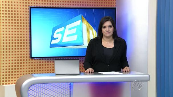 Lanne Pacheco apresenta o SETV 2ª Edição nesta sexta-feira, 27 (Foto: Divulgação / TV Sergipe)