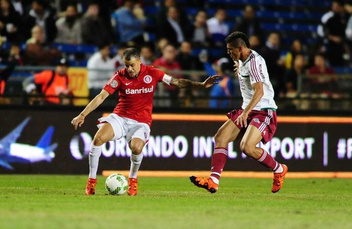 D'Alessandro torce por queda da Primeira Liga: