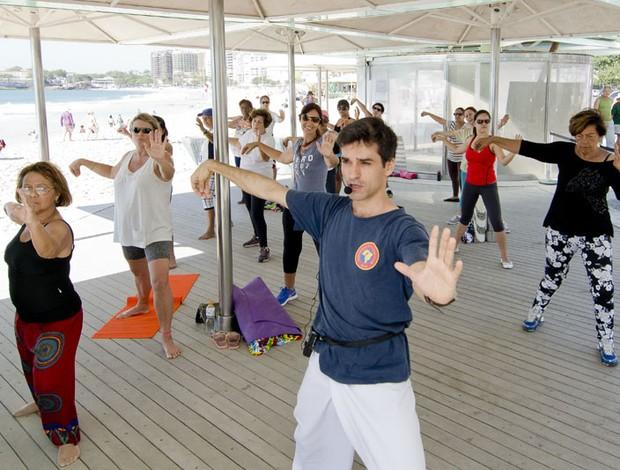 tai chi chuan eu atleta (Foto: Divulgação)