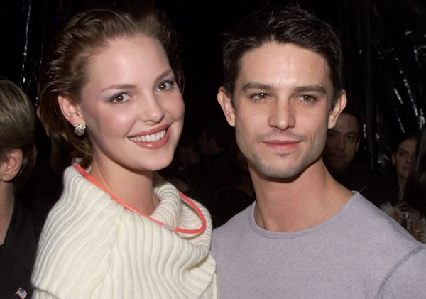Katherine Heigl e Jason Behr (Foto: Getty Images)