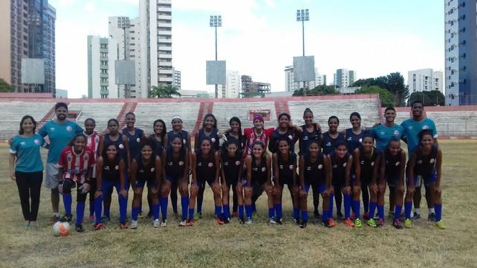 04ede253e2 Náutico Futebol Feminino (Foto  Divulgação)