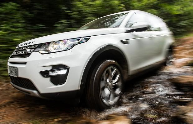 Editora Globo (Foto: Land Rover)
