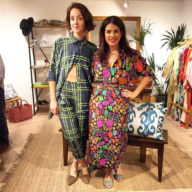 Vanda Jacintho e Fernanda Abdalla  (Foto: Reprodução/ Instagram)