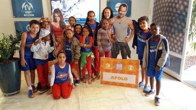 Dia da Televisão foi comemoração na TV Integração (Foto: Fernanda Resende)