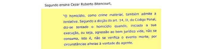 (editado) Parecer Comitê Ética São Paulo Página 6 (Foto: Arte: GloboEsporte.com)