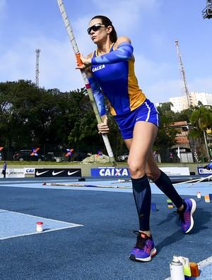 BLOG: Fabiana Murer: a atleta mais técnica do mundo