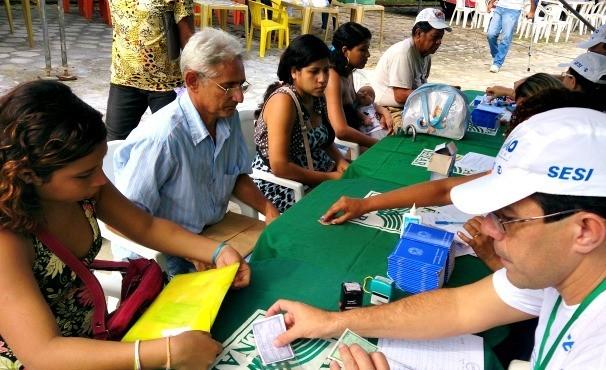 População local terá acesso a diversos serviços gratuitos (Foto: Divulgação)