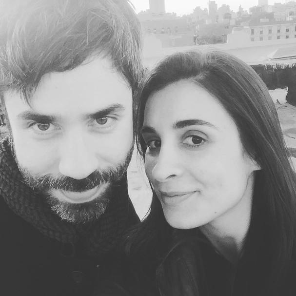 Antonio Lee e Camila Fremder (Foto: Reprodução/Instagram)