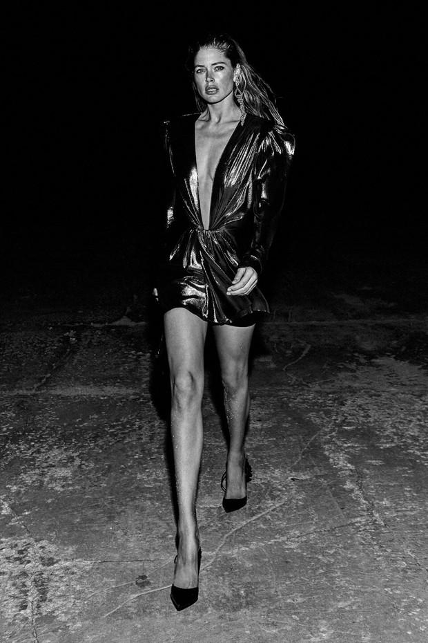 Doutzen Kroes (Foto: Vogue Ucrânia/Reprodução)