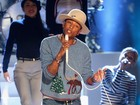 Sul-africanos protestam contra show de Pharrell Williams