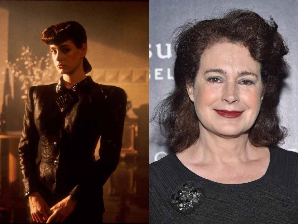 O papel de Vicki Vale em 'Batman' (1989) era para ter sido dela se não tivesse quebrado o braço depois de cair de um cavalo. Mas, Sean já tinha conseguido sucesso bem antes naquela década com 'Blade Runner, o Caçador de Andróides' (1982). Atualmente, ela se encontra com a agenda cheia com seis filmes para 2015. (Foto: Getty Images/Reprodução)