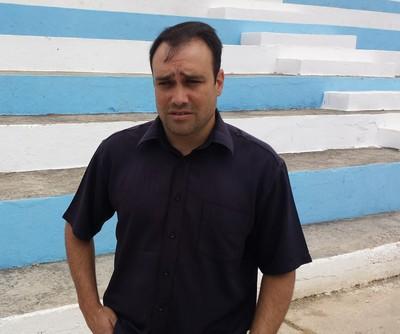 Walmy Bezerra (Foto: Ednardo Blast/ TV Grande Rio)