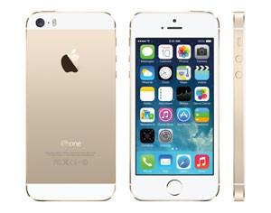 iPhone 5S (Foto: Divulgação/Apple)