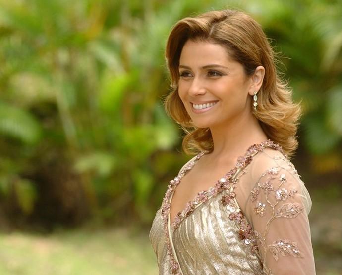 Giovanna Antonelli usou tons mais claros em Sete Pecados (Foto: TV Globo)