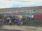 Escola estadual de Santa Bárbara é ocupada por alunos do ensino médio