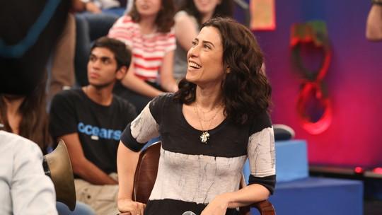 Fernanda Torres revela que 'foi obrigada' pelos pais a ser atriz