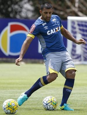 Ramón Ábila; Cruzeiro (Foto: Washington Alves/ Light Press)