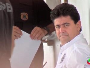 Eder Moraes (Foto: Reprodução/TVCA)